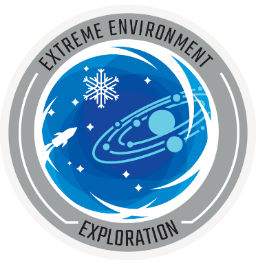 Extreme Environment Exploration Cold badge