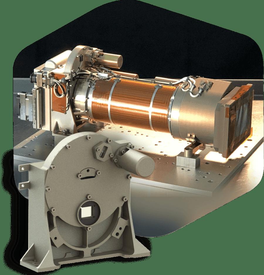 Mastcam Filter Wheel Mechanism